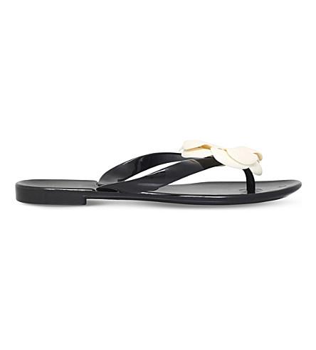 KG KURT GEIGER Marbs flip-flops (Black