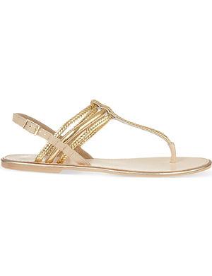 KG BY KURT GEIGER Nala multi-strap sandals