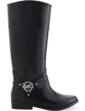 MICHAEL MICHAEL KORS Fulton harness wellington boots