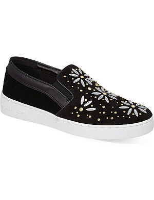 MICHAEL MICHAEL KORS Nadine slip-on trainers