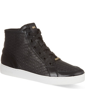 MICHAEL MICHAEL KORS Colby high-top trainers