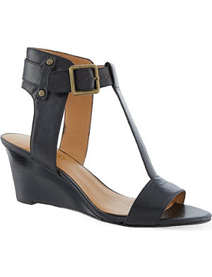 NINE WEST Rileigh wedge sandals