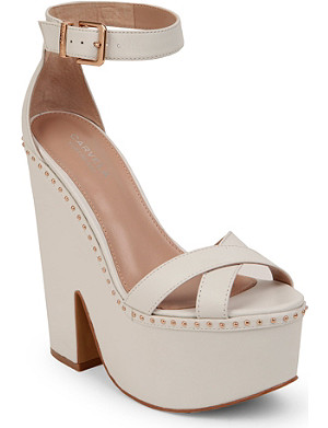CARVELA Glory heeled platform sandals
