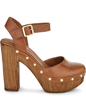 CARVELA Karen block heeled sandals