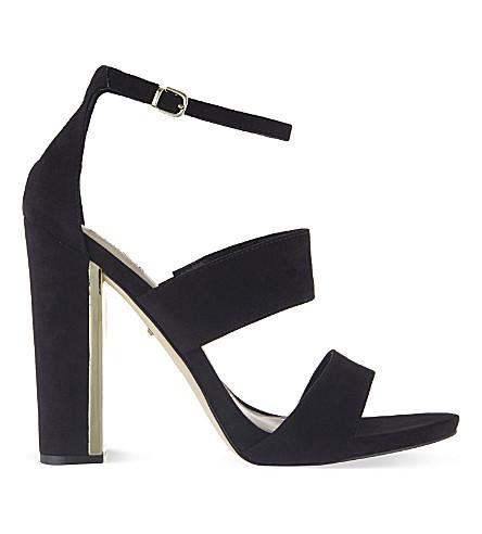 CARVELA Gossip heeled sandals (Black