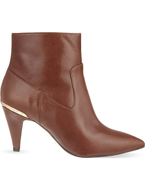 NINE WEST Jessepia heeled ankle boots