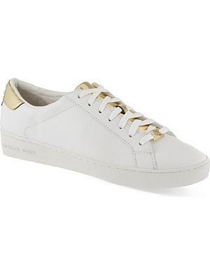 MICHAEL MICHAEL KORS Irving lace up trainers