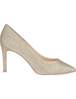 NINE WEST Charly glitter court shoes