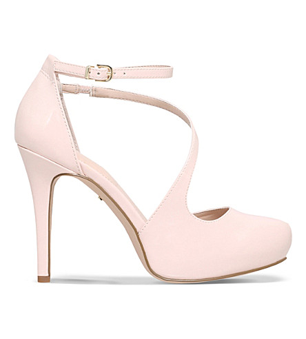 CARVELA Antler patent courts (Pale+pink