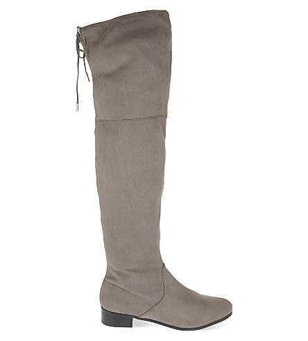 CARVELA Supper knee high boots (Grey