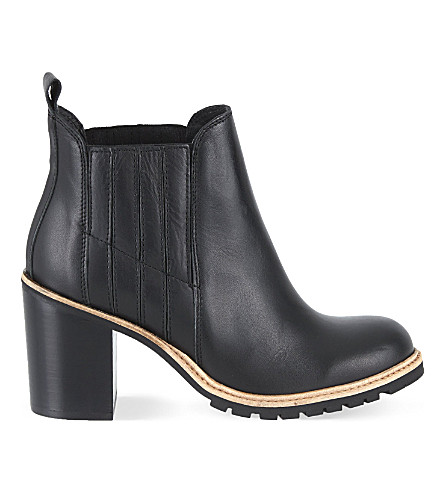 KG KURT GEIGER Saloon heeled ankle boots (Black