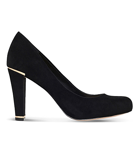 CARVELA Advice suede courts (Blk/other