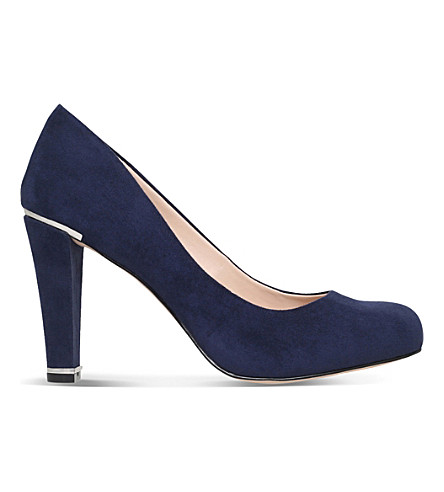 CARVELA Advice suede courts (Navy