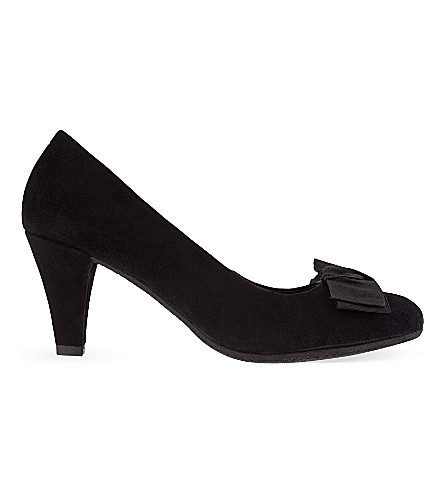 CARVELA COMFORT Anya bow courts (Black
