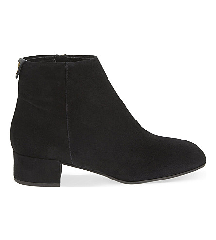 CARVELA Swing suede ankle boots (Black