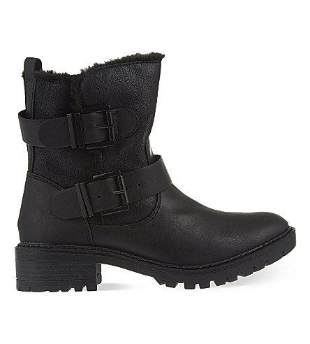 MISS KG Snug ankle boots (Black
