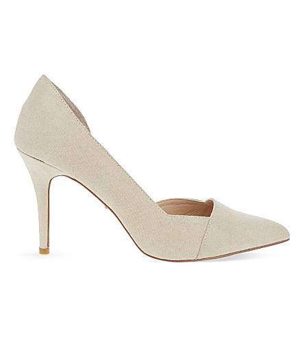 CARVELA Alex d'Orsay courts (Nude