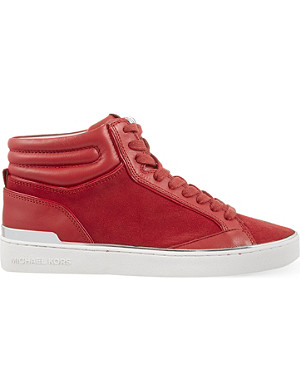 MICHAEL MICHAEL KORS Kyle high-top trainers