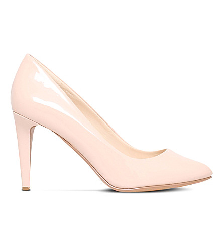 NINE WEST Handjive3 glossy courts (Nude