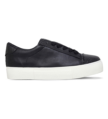 MISS KG Loco low-top trainers (Black