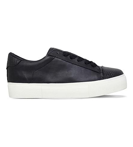 MISS KG Loco low-top trainers (Black
