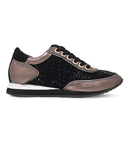 CARVELA Lemmy sneakers (Black/comb