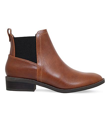 MISS KG 踝靴 (棕褐色