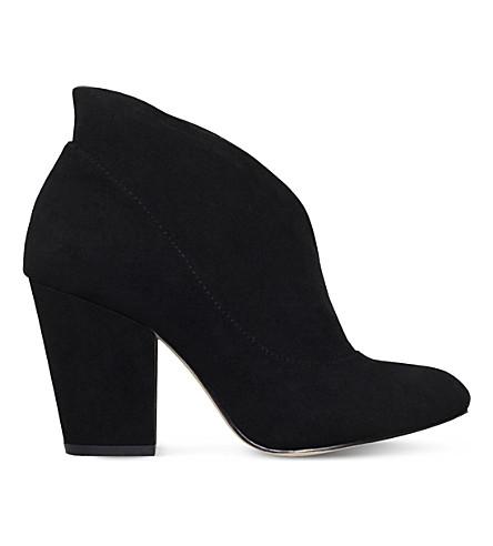 MISS KG Tamra suedette ankle boots (Black