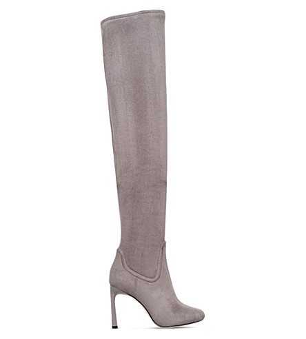NINE WEST Uptown Girl over-the-knee boots (Grey