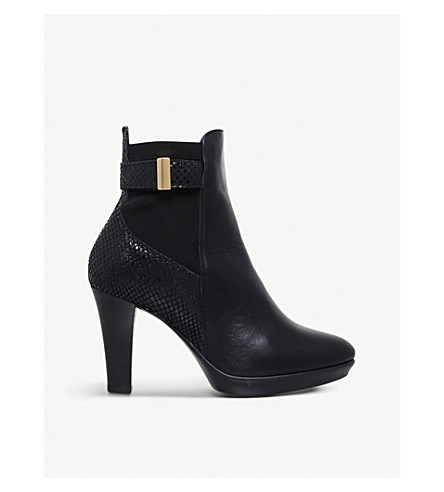 CARVELA COMFORT Rae leather ankle boot (Black