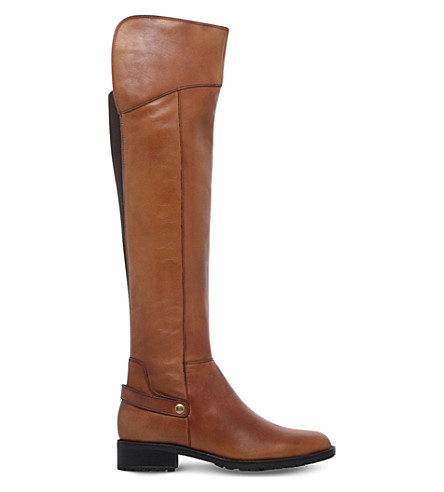 CARVELA COMFORT Vivian knee-high leather boots (Brown