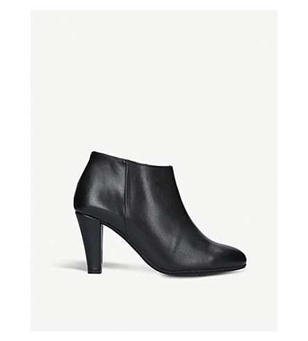CARVELA COMFORT Ross leather ankle boots (Black