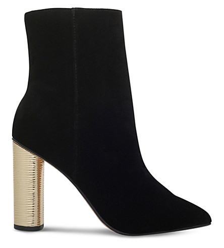KG KURT GEIGER Black and gold Reign (Black