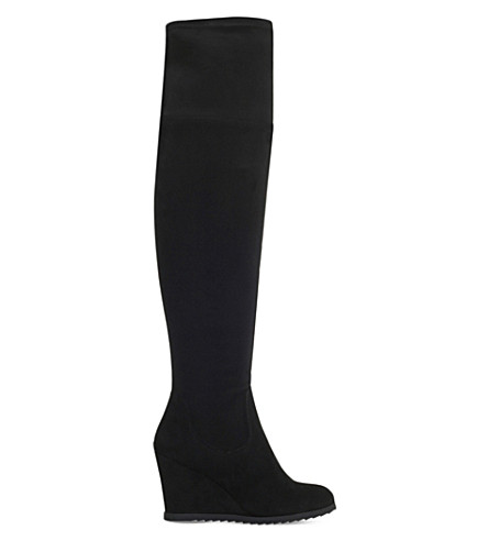 MISS KG Vivien over-the-knee boots (Black