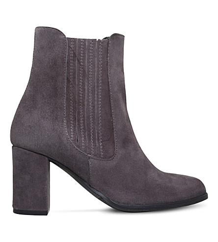 ... CARVELA Samuel suede ankle boots (Grey. PreviousNext
