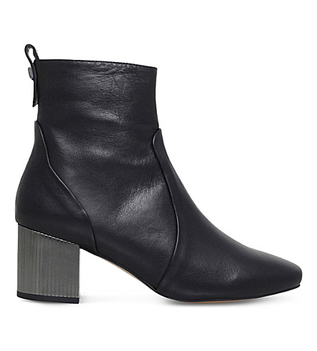 CARVELA Strudel leather ankle boots (Black