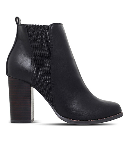 MISS KG Scorpion heeled ankle boots (Black