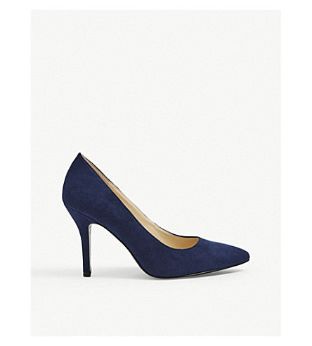 NINE WEST Flagship slip-on court shoes (Navy