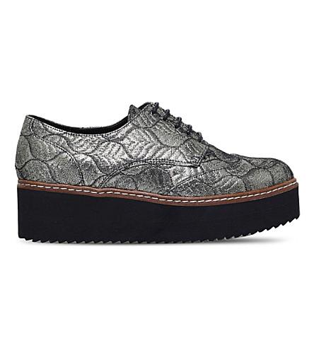 CARVELA Lucid flatform shoe (Silver