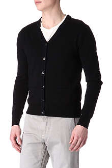 JOSEPH Elbow-patch cardigan