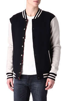 JOSEPH Wool bomber jacket