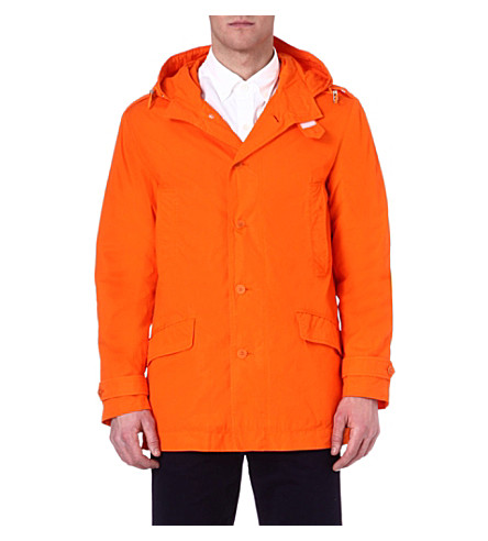 JOSEPH B9 parka jacket (Orange