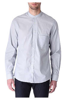 JOSEPH Marc grandad-collar shirt