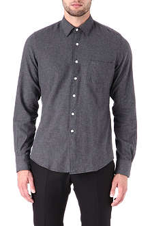 JOSEPH Jimmy washed melange shirt
