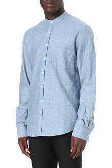 JOSEPH Marc washed plain fine shirt