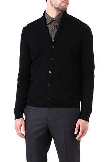 JOSEPH Shawl collar cardigan