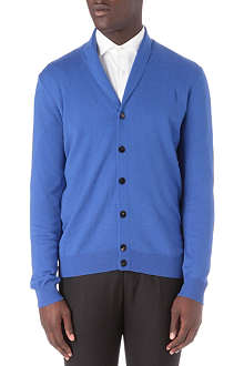 JOSEPH Shawl collar knitted cardigan