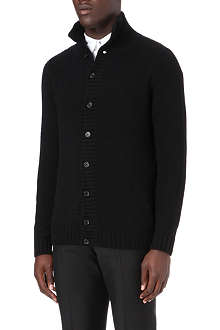 JOSEPH Button cashmere cardigan