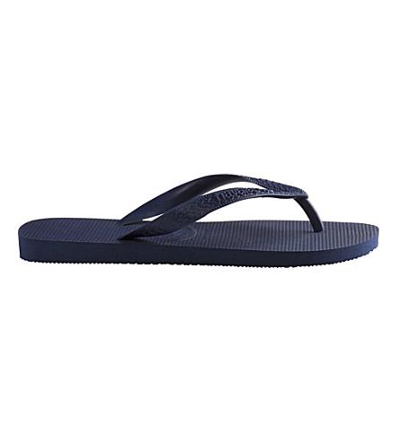 HAVAIANAS Flip-flops (Navy+blue