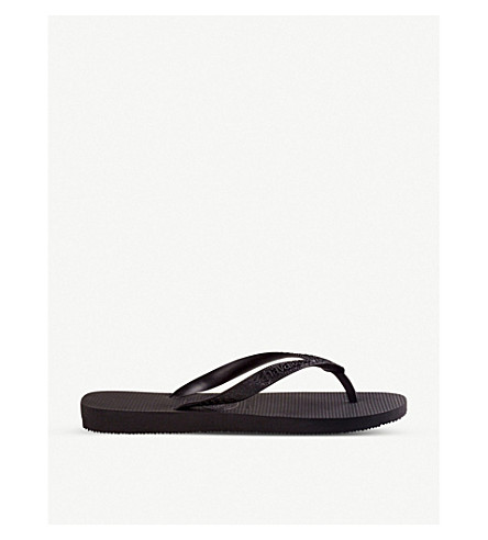 HAVAIANAS Top flip-flops (Black